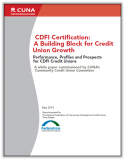 CDFI Certification white paper cover