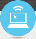 webinar-icon blue dot
