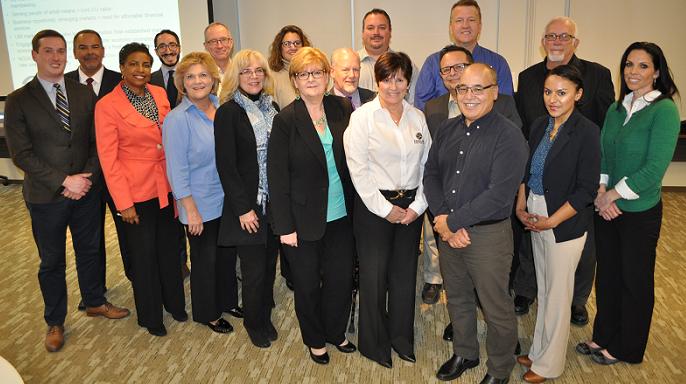 CDFI Roundtable in Ontario CA Dec 2015