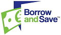 Borrow and Save logo TM featured image size