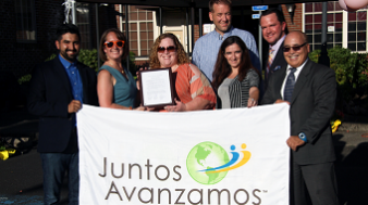 Juntos Avanzamos Point West 2016 190 x 340 pixels