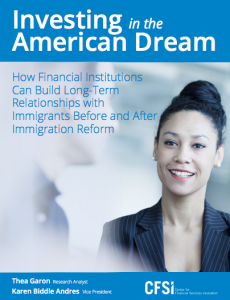 Investing in American Dream