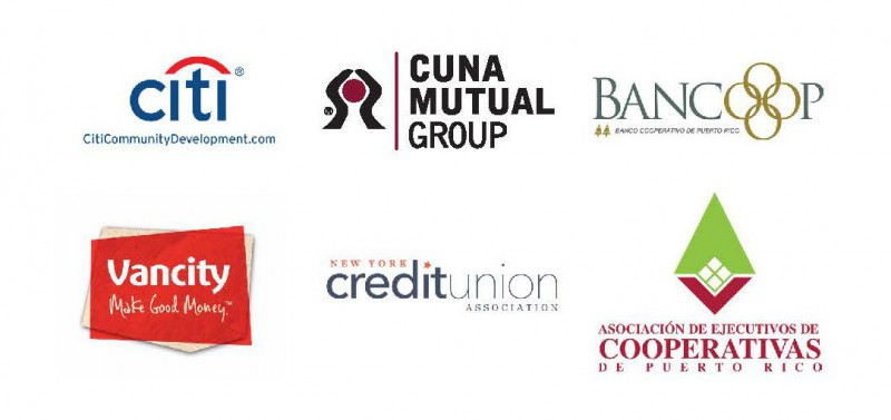 Puerto Rico CDFI Forum sponsors