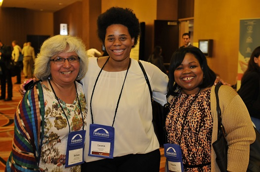 melissa-marquez-of-genessee-co-op-cu-with-lauren-hudson-and-pam-owens-of-the-federation