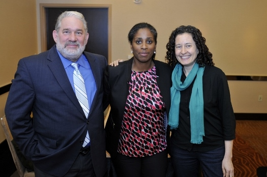 bill-myers-of-oscui-with-benita-melton-of-mott-foundation-and-amy-brown-of-ford-foundation-at-funding-directions-session